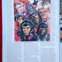 Infinity apes feature with art