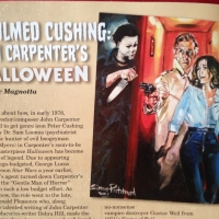 my Halloween ar for Cushing book.