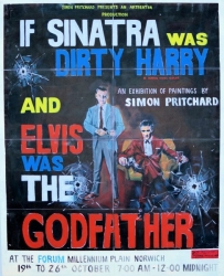 If Sinatra was Dirty Harry and Elvis was the Godfather